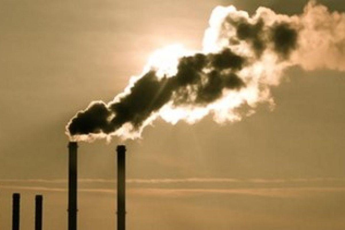 image of factory smoke
